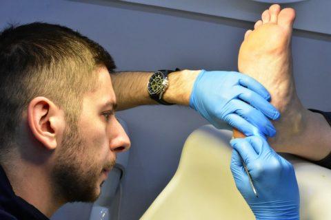 TRETMAN URASLIH NOKTIJU 101 Foot Clinic
